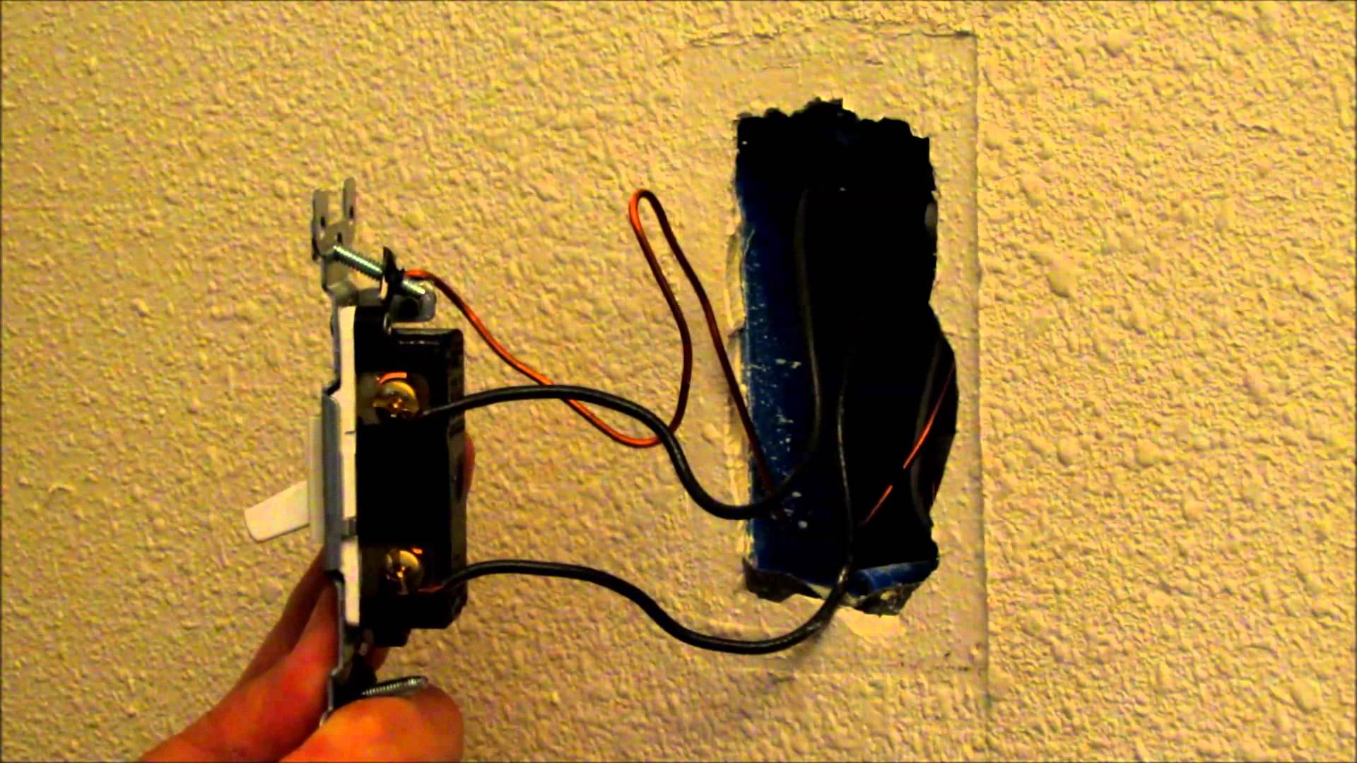 Change old wiring
