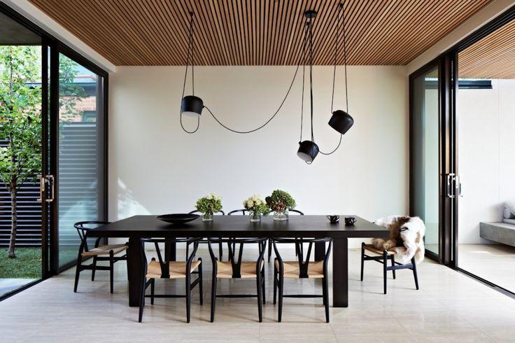 Spacious furniture setting