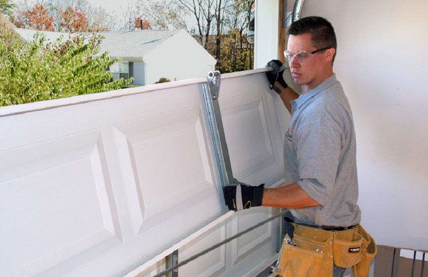 Garage Door Repair Services in Canoga Park
